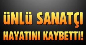 Nuray Hafiftaş'tan sonra Türkiye'yi yasa boğan bir ölüm haberi daha