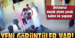 Samsun'daki 'dayak kreşi'nden yeni görüntüler çıktı