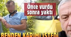 Taksici cinayeti sanığı: Adaletin kestiği parmak acımaz