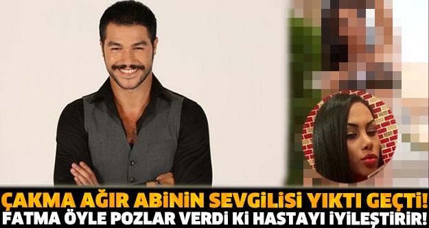 AĞIR ABİ SERHAN'IN SEVGİLİSİ FATMA ÖYLE POZLAR VERMİŞ Kİ...
