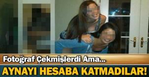 FOTOĞRAF ÇEKMİŞLERDİ AMA HESABA KATMADILAR!