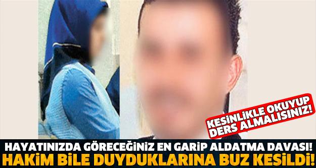 """28 YILLIK HAKİM BİLE DUYDUKLARI KARŞISINDA BUZ KESİLDİ!! """"BEN BÖYLE DAVA GÖRMEDİM!"""""""