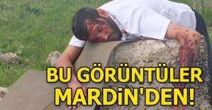 Bu görüntüler Mardin'den! Gerçek çok farklı...