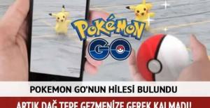 İşte Pokemon GO'nun hileleri