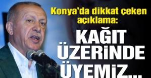 Son dakika… Erdoğan'dan partiden ayrılanlara sert eleştiri!