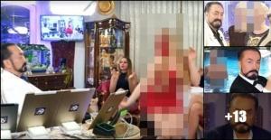 Kızlarını Adnan Oktar´ın programında görünce suç duyurusunda bulundular