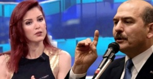 Nagehan Alçı'nın, Süleyman Soylu'ya sorduğu o soru gündem oldu