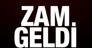 ZAM GELDİ!
