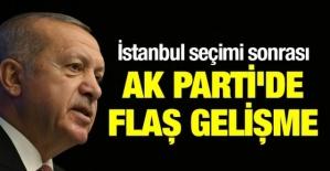 AK Parti'de flaş toplantı kararı! Yarın yapılacak, Erdoğan başkanlık edecek! Cumhurbaşkanı talimatı verebilir
