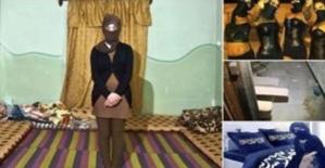 Kadınlara Zorla Sahip Olma Hücreleri Kurup Fotoğrafladılar