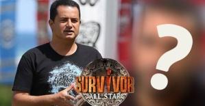 Survivor 2018'in ikinci yarışmacısı belli oldu.TAM BOMBA