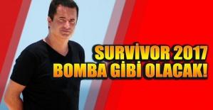 Survivor 2017 sürprizleri Acun Ilıcalı açıkladı