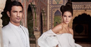 PICS: Sushant Singh Rajput and Kendall Jennar's chemistry on Vogue cover will leave you gasping for breath!