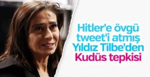 SON DAKİKA Yıldız Tilbe Kudüs hakkında öyle bir cümle kurdu ki, sosyal medya adeta yıkıldı...Yok böyle cümle...Sen neymişsin be Yıldız...