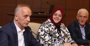Türk-İş Başkanı Ergün Atalay'dan tepki çeken sözler