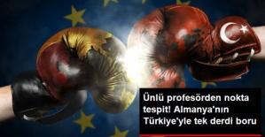 Türkiye'den Geçen Enerji Boru Hatları, Almanya'yı Rahatsız Etti