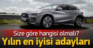 YILIN OTOMOBİLİ ADAYLARI BELLİ OLDU..!