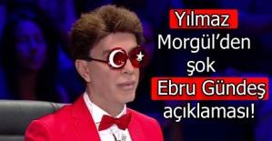 Yılmaz Morgül: Ebru Gündeş'i asla affetmeyeceğim!