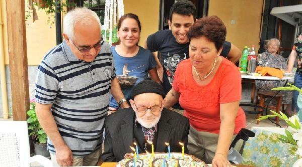 100'üncü Yaşa Başkanlı Kutlama