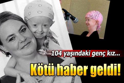 104 yaşındaki genç kız 17 yaşında öldü