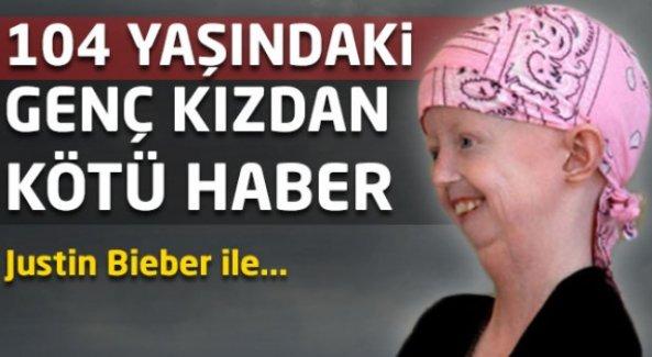 104 yaşındaki kız 17 yaşında öldü