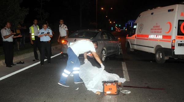10 Gün Önce Evlenen Güvenlikçi Kazada Öldü