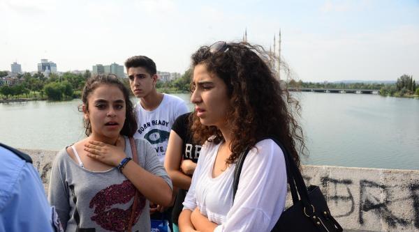 10 Gündür Aranan Kız Nehire Atlayıp İntihar Etti