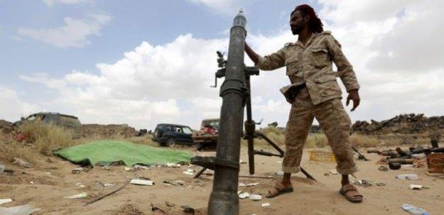 10 Husi militanı öldürüldü