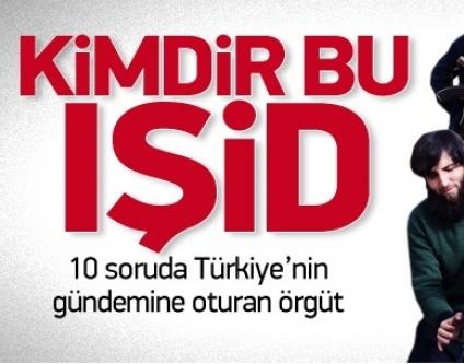 10 soruda IŞİD...