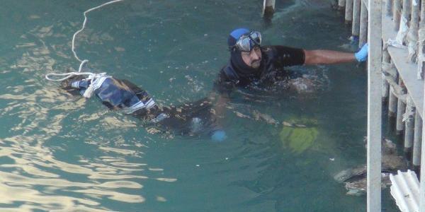 110 Gündür Kayip Gencin Cesedi Sulama Kanalinda Bulundu