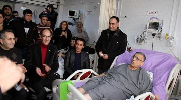 11 Ayda 125 Kilo Zayifladi, Doktoruna Konserle Teşekkür Etti