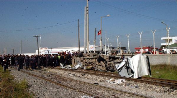 12 Kişinin Öldüğü Tren Kazasıyla İlgili Dava Açıldı
