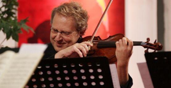 12. Mersin Uluslararası Müzik Festivali Sholomo Mıntz Konseriyle Başlıyor
