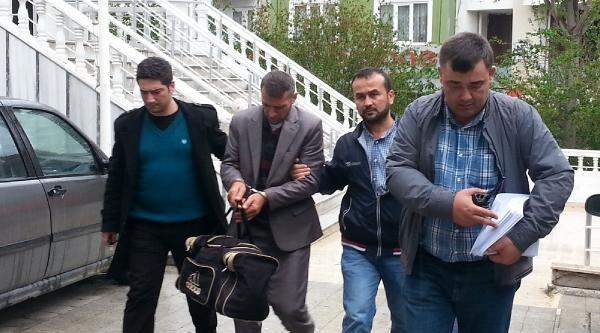 12 Yıla Hükümlü Hırsız Tekirdağ'da Yakalandı