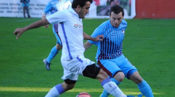 1461 Trabzon - Orduspor: 1-1