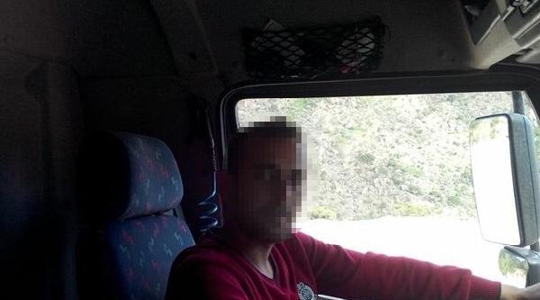 14 Yaşındaki Kıza Cinsel İstismardan Tutuklandı