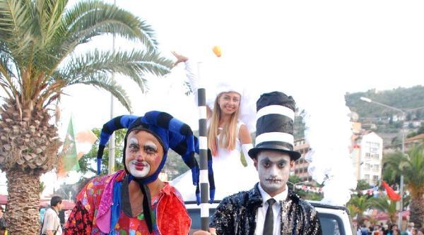14'üncü Turizm Ve Sanat Festivali Gülben Ergen'le Başladı