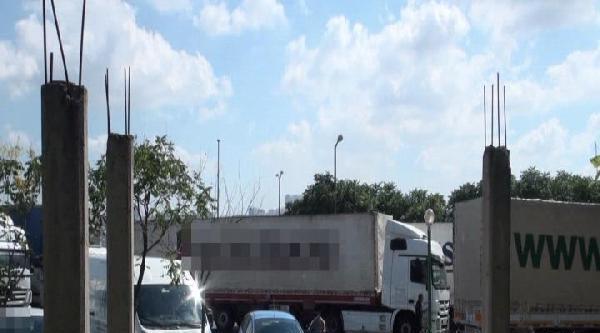 156 Kilo Eroinin Ele Geçirildiği Operasyon Polis Kamerasında