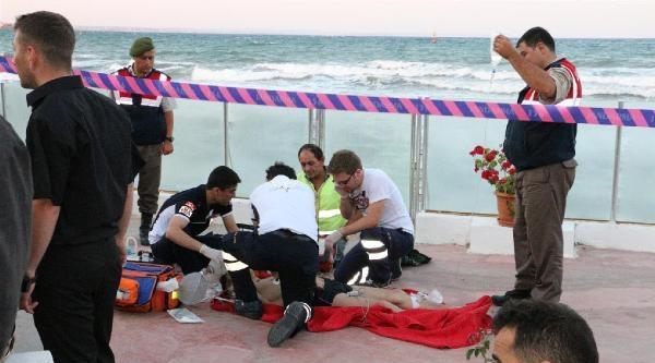 15 Yaşındaki Lise Öğrencisi Denizde Boğuldu