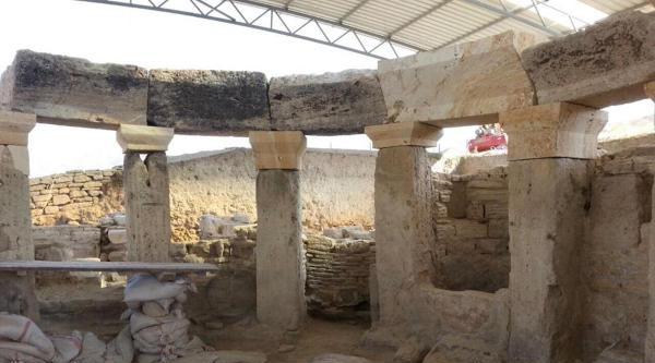1600 Yıllık Tedavi Merkezine Restorasyon