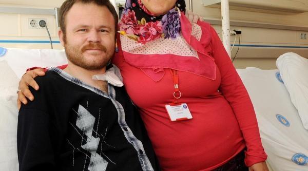 17 Yillik Şeker Hastasina Pankreas Nakli