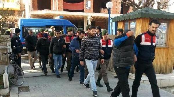 18 Organizatör, 681 Kaçak Yakalandi