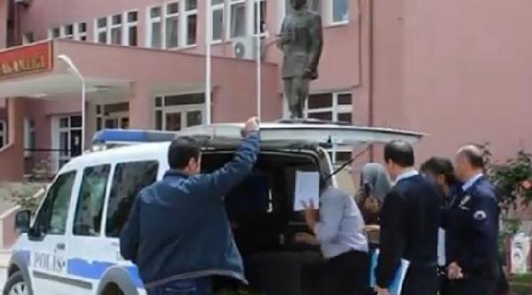 1 Kadını Kaçırdıkları Öne Sürülen 2 Kişi Tutuklandı