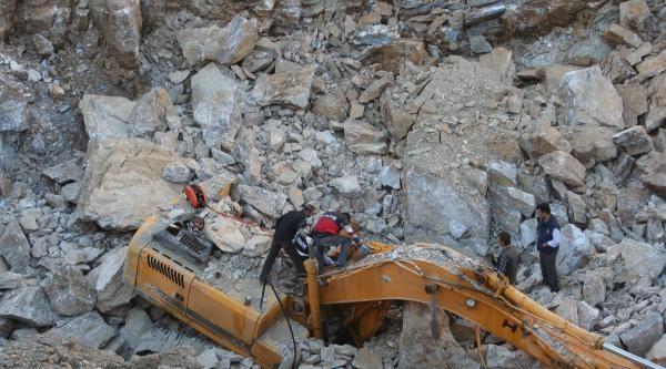 1 Kişinin Öldüğü Maden Ocağı'nda 5 Kişi Gözaltına Alındı