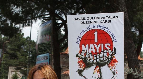 1 Mayıs Kutlamasında İstiklal Marşı Krizi