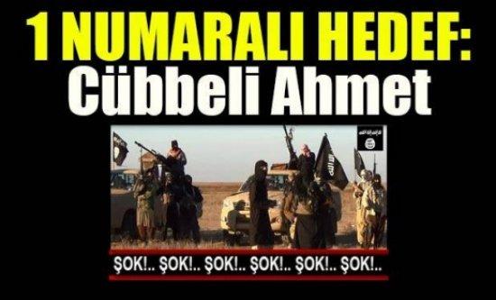 1 Numaralı hedef: Cübbeli Ahmet!