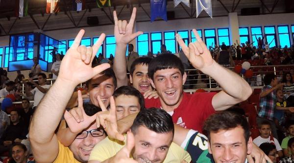 1'inci İşitme Engelliler Dünya Şampiyonasi Türkiye-brezilya: 39-17