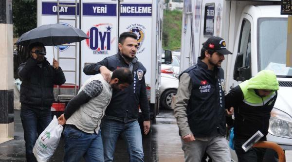 200 Bin Euro Değerinde 6 Kamerayı Çalan Hırsızlar Yakalandı