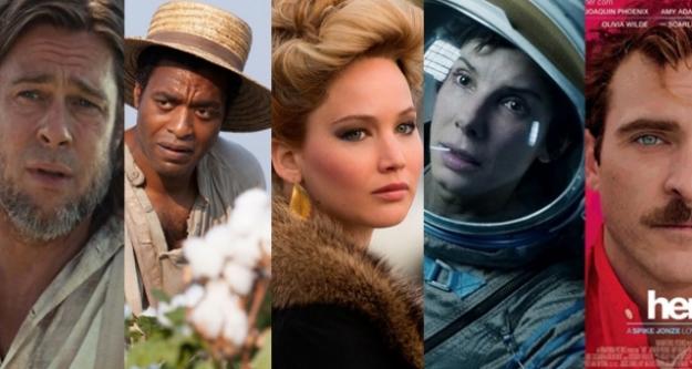 2013'ün en iyi filmleri...