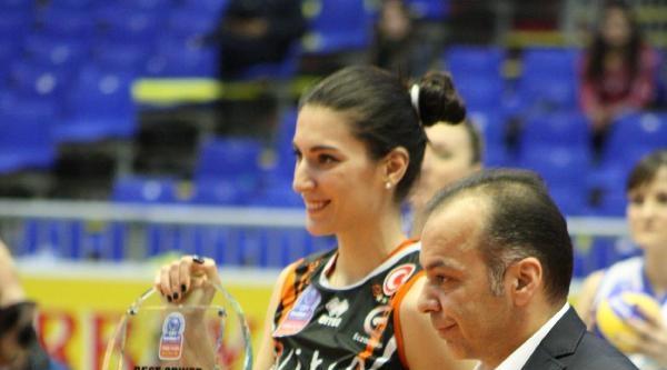 2014 Cev Denizbank Bayanlar Şampiyonlar Ligi'nin En İyileri Belli Oldu